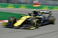 Formel 1, Kanada: Renault nimmt Endgegner McLaren ins Visier