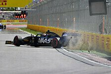Formel 1 2019: Kanada GP - Magnussen-Crash im Qualifying