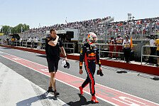 Formel 1 Kanada, Verstappen schluckt Qualifying-Flop: Nur Pech