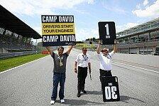 ADAC GT Masters - Fahrerlagerradar vom Red Bull Ring
