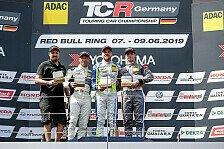 Buri ist Tabellenführer der ADAC TCR Germany