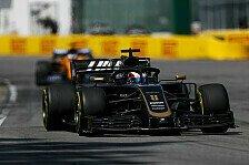 Formel 1, Haas: Frankreich-Update wegen Reifen-Rätsel sekundär