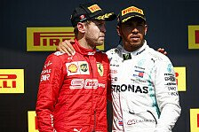 Formel 1, Hamilton versteht Vettel: Hätte ihn auch abgedrängt