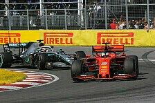Formel 1, Ferrari glaubt an Wende 2019: Zwei oder drei Updates