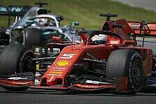 Formel 1 Vorschau Spa: Reicht der Ferrari-Topspeed zum Sieg?