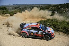 WRC Rallye Italien-Sardinien 2019: Sordo mit Last-Minute-Sieg