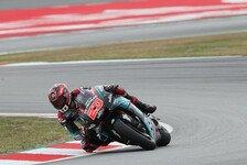 MotoGP Barcelona: Fabio Quartararo auf Pole Position