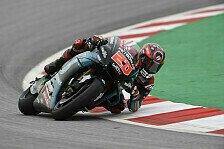 MotoGP - Fabio Quartararo: Operierter Arm macht keine Probleme