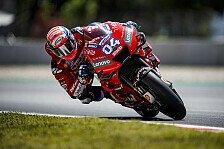 MotoGP Barcelona: Warum Dovi & Co mit gekauften Helmen fahren