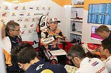 MotoGP-Reaktionen auf den Lorenzo-Massencrash