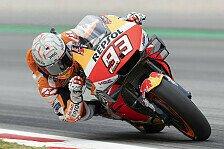 MotoGP Barcelona: Marquez siegt, Lorenzo löst Massensturz aus