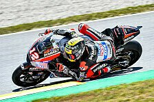 Moto2 Barcelona: Tom Lüthi verliert Pole-Kampf nur knapp