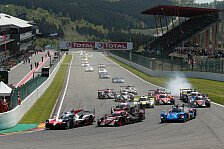 WEC-Rennkalender 2019/20: Spa wegen Formel E verschoben