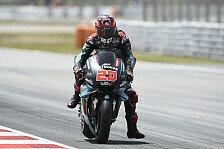 MotoGP Barcelona 2019: Quartararo auch im Warm Up Schnellster
