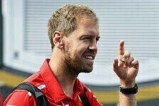 Sebastian Vettel erklärt: Darum bin ich auf dem Gas geblieben