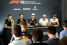Formel 1 2019: Frankreich GP - Donnerstag