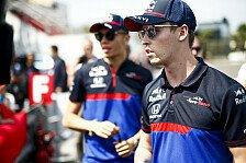 Formel 1, Kvyat: Red Bull & Verstappen als Härtetest für Albon
