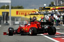 Formel 1, Frankreich Trainingsanalyse: Hitzeschlacht extrem