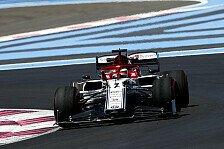 Formel 1, Räikkönen: Update läuft, Qualifying selbst verpatzt
