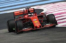 Formel 1, Vettel unzufrieden: Ferrari-Update funktioniert nicht