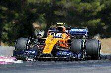 Formel 1 Frankreich 2019: McLaren trumpft auf, zweifelt aber