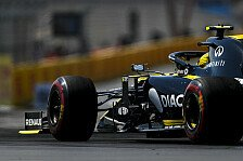 Formel 1, Hülkenberg: Zwei dicke Zehntel und Software-Glitch
