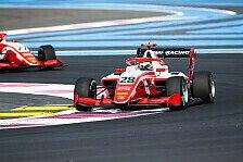 Formel 3 Frankreich: Shwartzman holt zweiten Saisonsieg