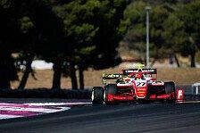 Formel 3 Frankreich: Daruvala siegt, Beckmann von P22 auf P10