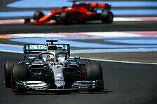 Formel 1 Frankreich Favoritencheck: Was ist für Vettel drin?