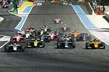 Formel 2: Mick Schumacher wird Startcrash-Opfer, de Vries siegt