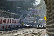 Formel E in Bern: Vergne siegt nach Massen-Karambolage
