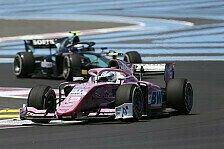 Formel 2 Frankreich: Nächster Schumacher-Ausfall, Hubert siegt