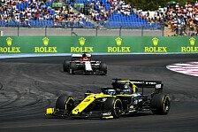 Formel 1 Ticker-Nachlese Frankreich: Ricciardo doppelt bestraft