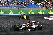 Formel 1, Kimi Räikkönen: Patzer im Quali war ein Geschenk!