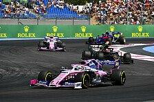 Formel 1, Perez wütet gegen Stewards: Haben Rennen ruiniert