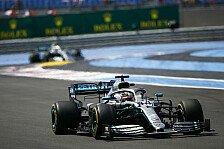 Formel 1, Frankreich: Hamilton siegt souverän, Vettel Fünfter