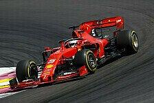 Formel 1 Österreich: Kann Ferrari den Update-Flop korrigieren?