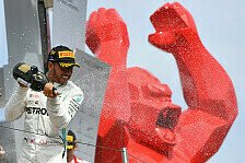 Hamilton dominiert Formel 1: Hätte schnellste Runde gekonnt