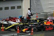 Formel 1: Ricciardo kassiert Doppelstrafe, alle Punkte weg