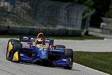 IndyCar Road America 2019: Rossi dominiert, Dixon-Aufholjagd