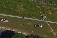 24 h Nürburgring - Video: 24h Nürburgring: Unfälle und Crashes in der Zusammenfassung