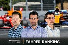 Formel-1-Noten Frankreich: F1-Rookie macht die Elite nass