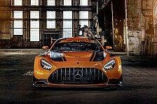 Brachial-Front: Neuer Mercedes-AMG GT3 für 2020 vorgestellt