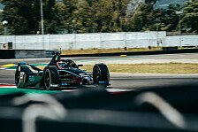 Formel E: Mercedes testet Elektro-Silberpfeil in Varano