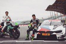 MotoGP-Ass Morbidelli nach DTM-Fahrt im BMW: Lust auf Gaststart