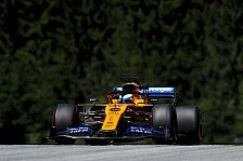 Formel 1, Haas in Österreich wieder da: Geht was gegen McLaren?