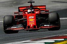 Formel 1, Ferrari vor Durchbruch? Vettel: Sind drauf und dran
