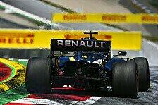 Formel 1, Österreich: Renault im Teufelskreis des Red Bull Ring