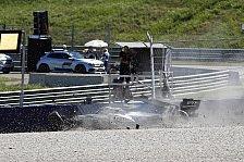 Formel 1, Bottas: Unfall heftig, aber Fehler gehören bestraft