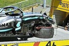 Formel 1 Ticker-Nachlese Österreich: Doppel-Crash im Training